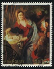 Nativity by Ruben