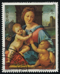 Aldobrandity Madonna by Raphael
