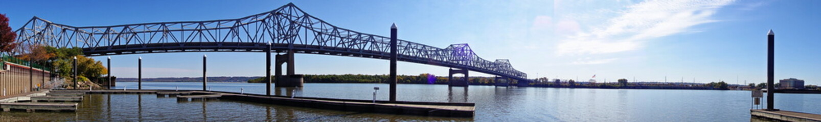 A bridge in Youngstown Ohio