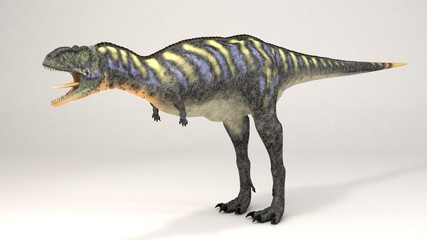 Aucasaurus green-Dinosaur