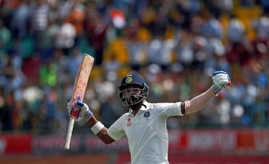 Cricket - India v Australia - Fourth Test cricket match
