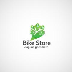 Bicycle Store emblem.