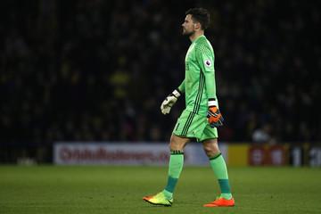 West Bromwich Albion's Ben Foster