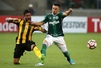 Soccer Football - Copa Libertadores - Brazil's Palmeiras v Uruguay's Penarol