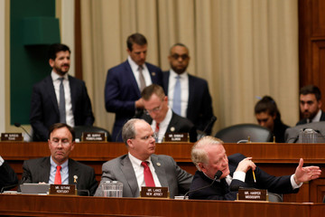 Rep. Leonard Lance (R-NJ) speaks during a marathon House Energy and Commerce Committee hearing on a potential replacement for the Affordable Care Act