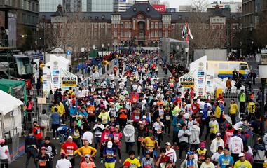 Athletics - Tokyo Marathon 2017 - Tokyo, Japan