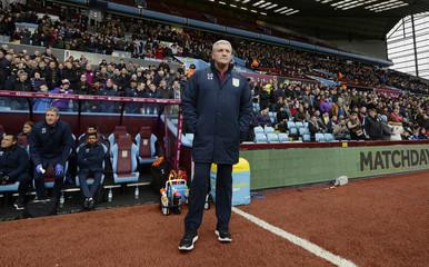 Aston Villa manager Steve Bruce