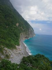 Cingshuei Cliff,Hualien,Taiwan