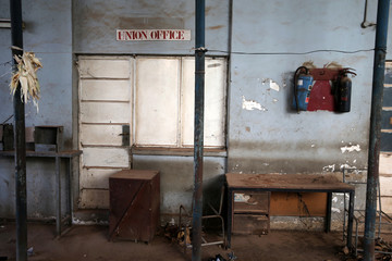 The Wider Image: Nigeria's struggling textile industry