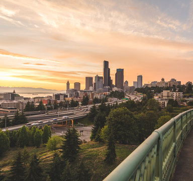 Downtown Seattle Metro Area