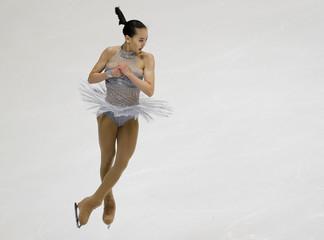 Figure Skating - Asian Winter Games - Ladies Free Skating