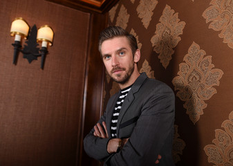 """Beauty and the Beast"" cast member Dan Stevens is photographed in Beverly Hills, California"