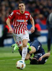 Football Soccer - Paris St Germain v Nancy - French Ligue 1