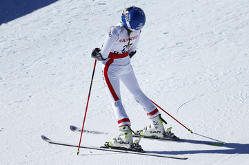 Alpine Skiing - FIS Alpine Skiing World Championships St. Moritz - Women's Giant Slalom