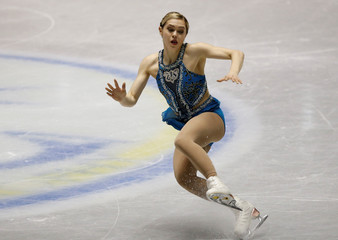Figure Skating - ISU World Team Trophy - Women's Free Program