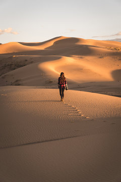 Mongolia Gobi Desert