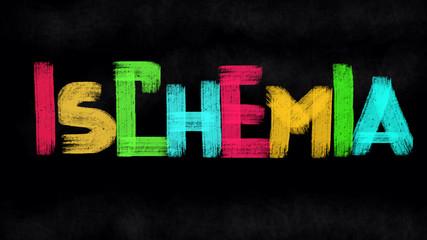 Ischemia concept