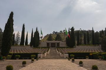 Sacrario militare di Mignano Montelungo