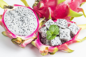 Dragon fruit for dessert?pitaya