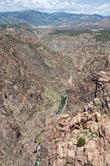 Arkansas River in the Royal Gorge