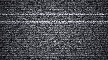 Static TV noise abstract background
