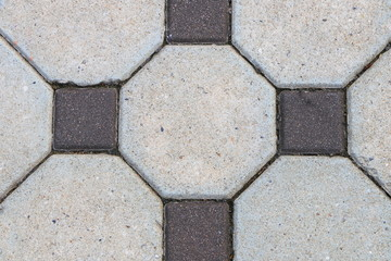 brick floor stone  background with copy space add text
