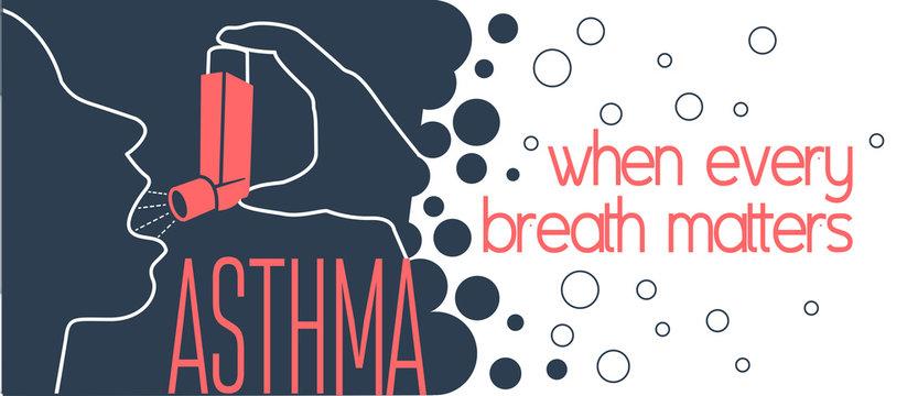 asthma  banner