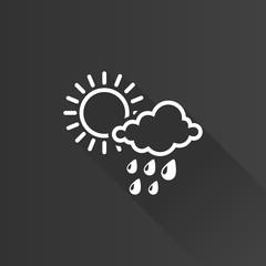 Metro Icon - Rainy