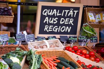 Qualität aus der Region