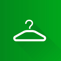 Metro Icon - Clothes hanger