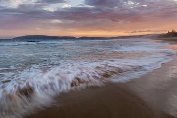 Beach scene. Pletterberg Bay. Western Cape. South Africa