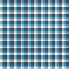 Tartan, plaid seamless pattern. Textured plaid