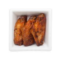 Fried chicken winglet