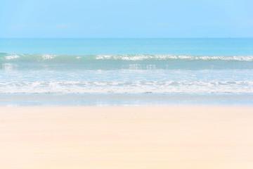 beach view daytime