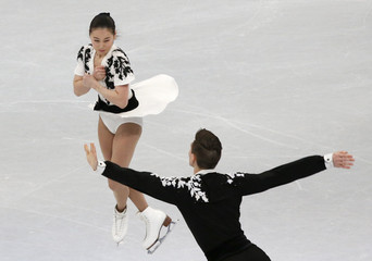 Figure Skating - ISU World Championships 2017 - Pairs Short Program