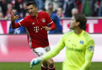 German Bundesliga - Bayern Munich v Hamburger SV