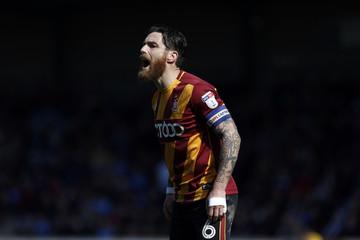 Bradford City's Romain Vincelot