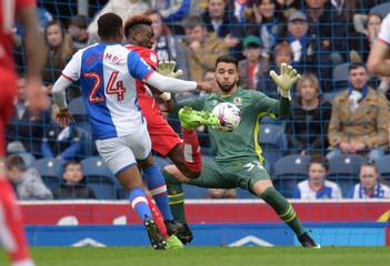 Bristol City's Tammy Abraham scores their first goal