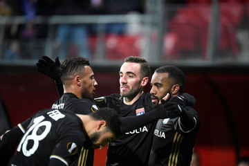 AZ Alkmaar v Olympique Lyonnais - UEFA Europa League