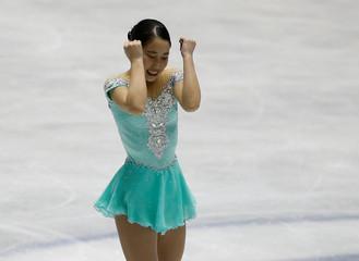Figure Skating - ISU World Team Trophy - Women's Free Program