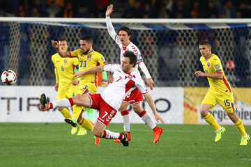 Romania v Denmark - World Cup 2018 Qualifiers