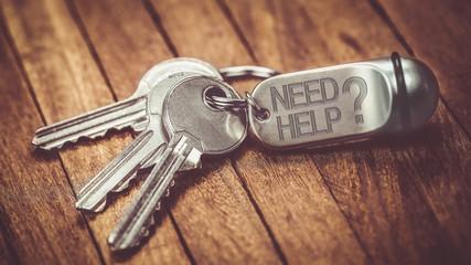 porte-clés métal : need help ?