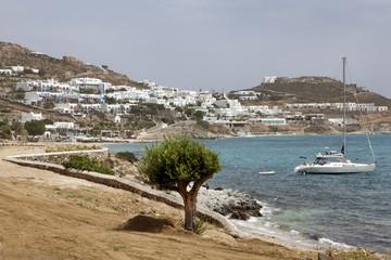 Agios Ioannis,Mykonos, Cyclades islands, Greece