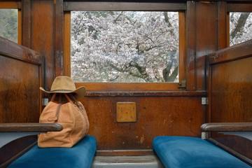 列車・旅・車窓の風景