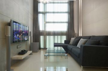 Small livingroom in modern home