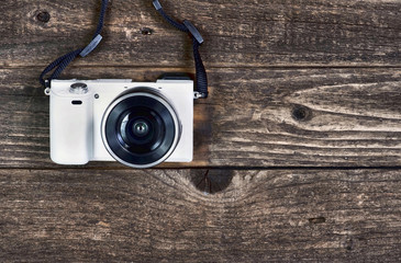 Digital Camera ready for vacation.