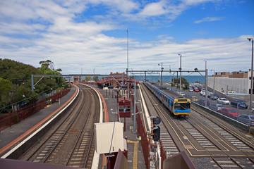 S-Bahnhof Brighton Beach