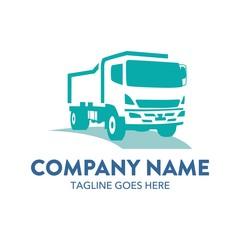 Freight Truck Logo