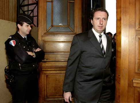 Pierre Botton, businessman and son-in-law of former mayor Michel Noir, arrives at appeals court, Nov..