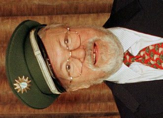 FILE PHOTO OF GERMAN ACTOR GUENTHER STRACK IN MUNICH.
